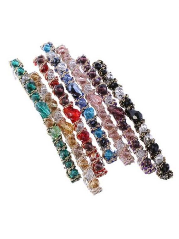 Hair Accessories Crystal Rhinestone Grips