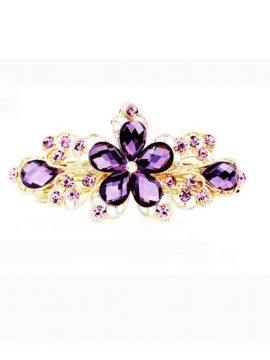 Hair Barrettes Rhinestone Hair Pin
