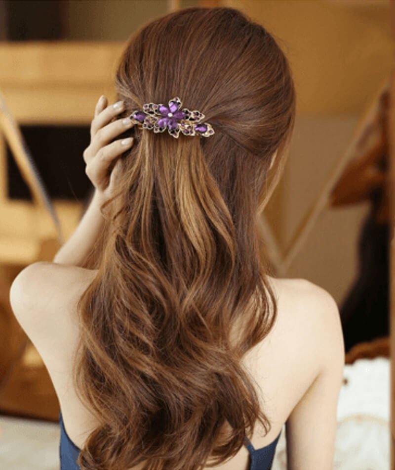 Cute Bobby Pin Hairstyles For All Hair Types, Bobby Pins
