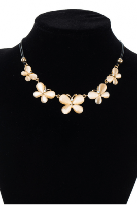 Butterfly Necklace Rope Chain Design
