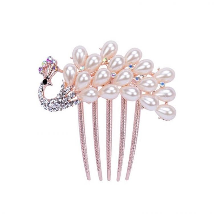 Crystal Hair Comb Bridal Headpieces