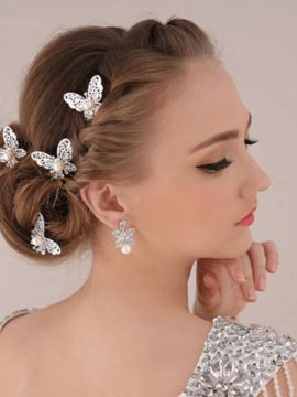 Hairpins Lovely Butterfly Hair Jewelry