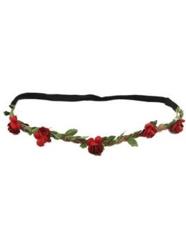 Floral Crown Headband Hair Accessories