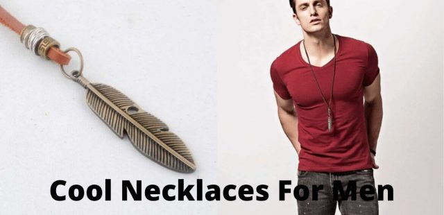 Cool Necklaces For Men