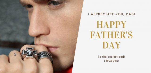 Father's Day Jewelry