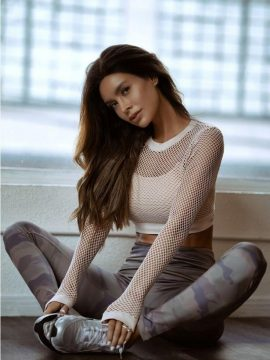 High Rise Camouflage Leggings